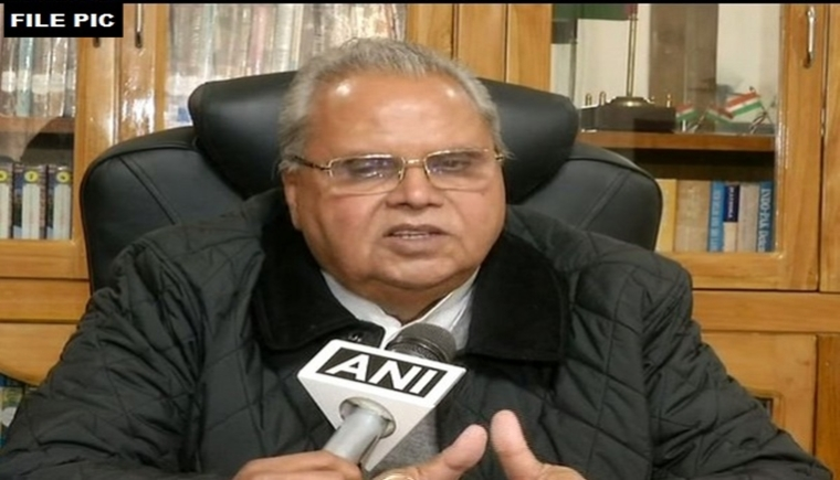 Whatever I said was in 'fit of anger', as Guv I should have avoided it: Satya Pal Malik