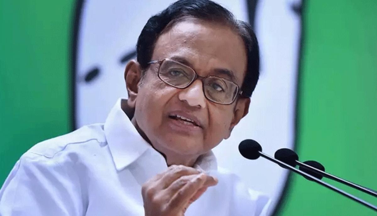 After damaging democracy, Karnataka, Goa crisis will now hurt economy too, says Chidambaram