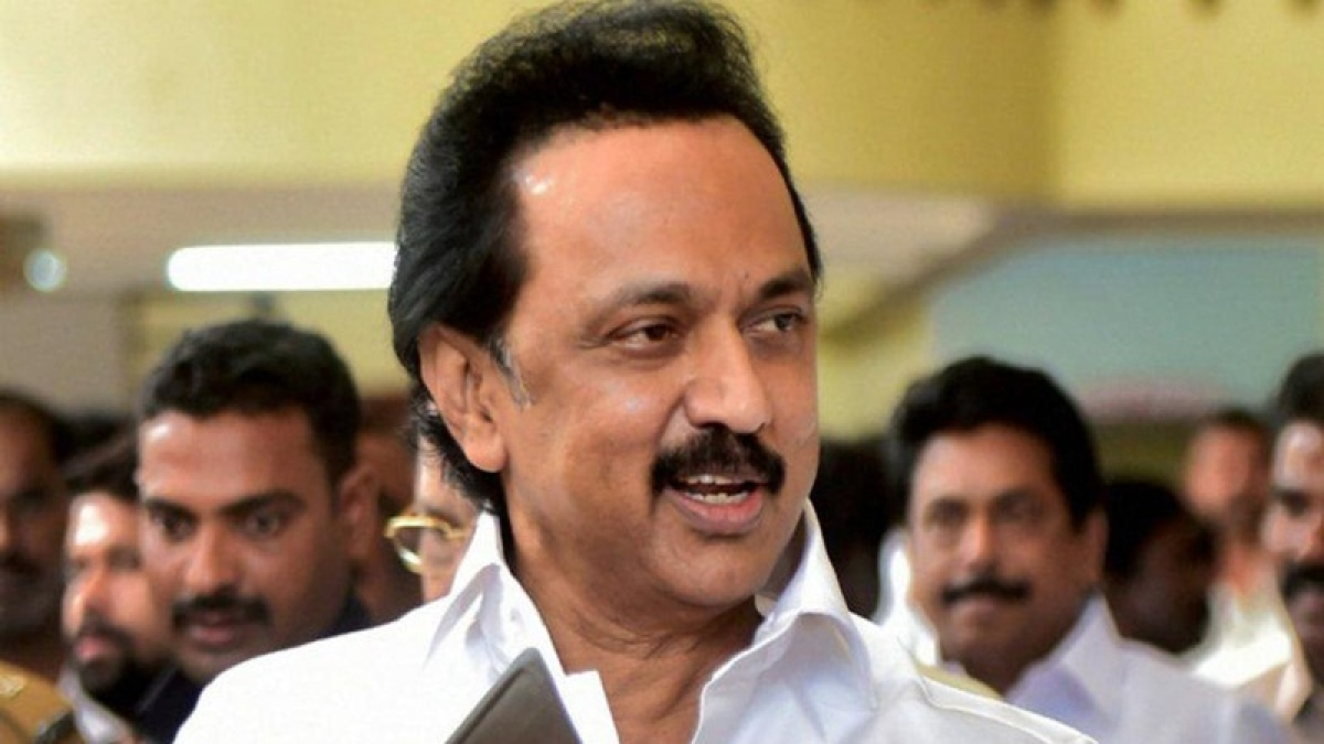 Disqualify MK Stalin, his son: AIADMK writes to Election Body; accuses of paying voters