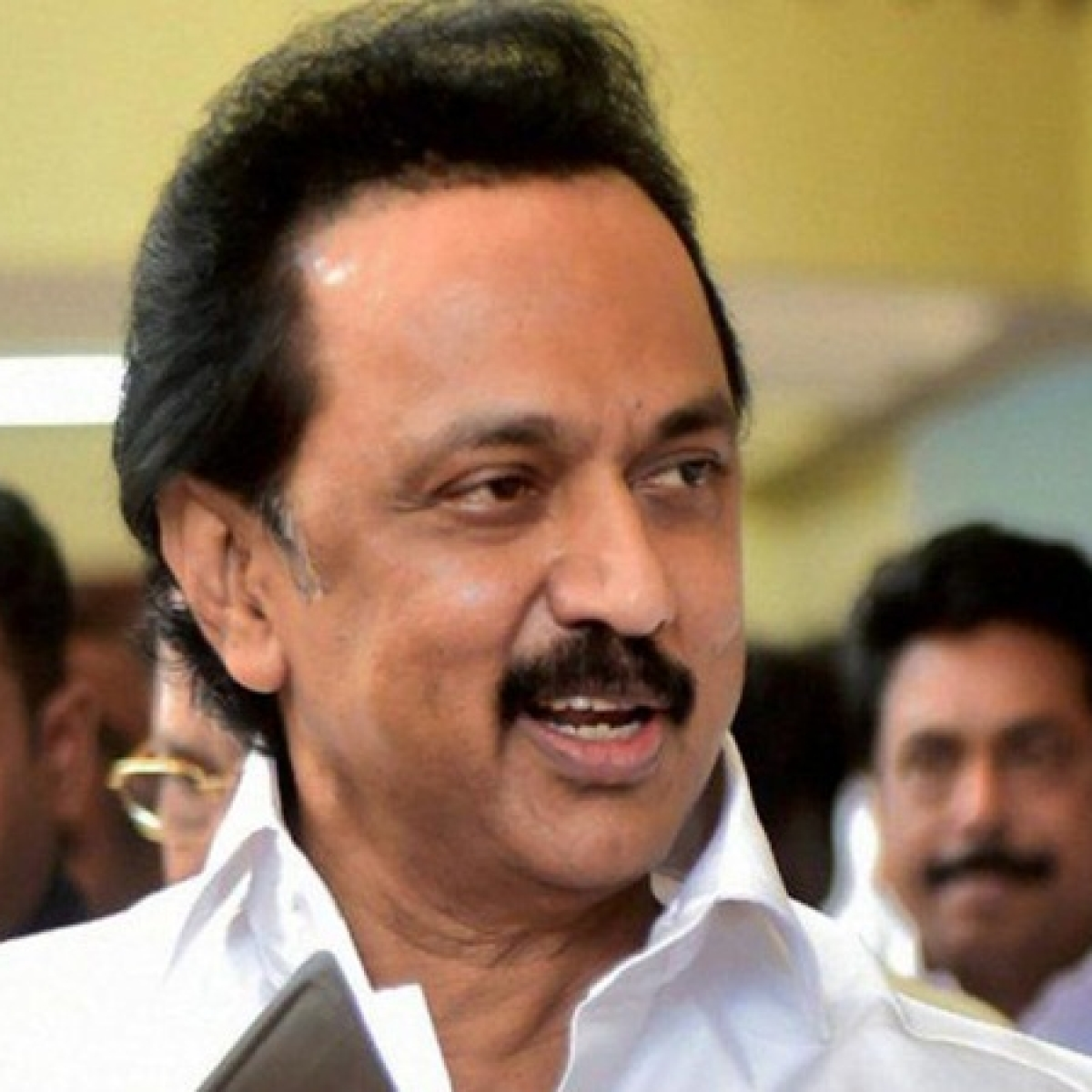 MK Stalin moves calling attention motion on water crisis in Tamil Nadu Assembly