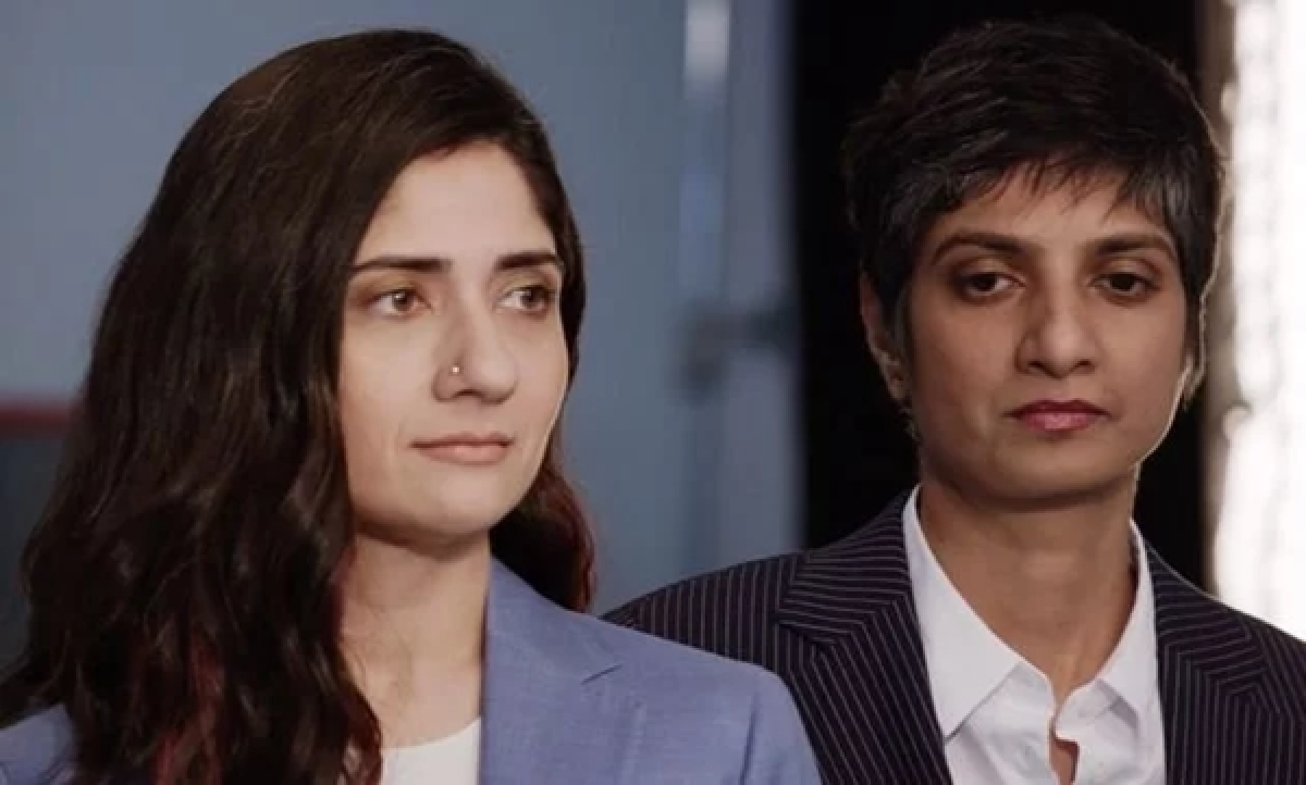 Women lawyers who helped overturn Section 377 come out as a couple