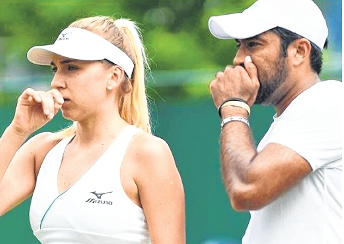 Pakistan's Aisam-ul-Haq Qureshi hopes sister act can lead to victory