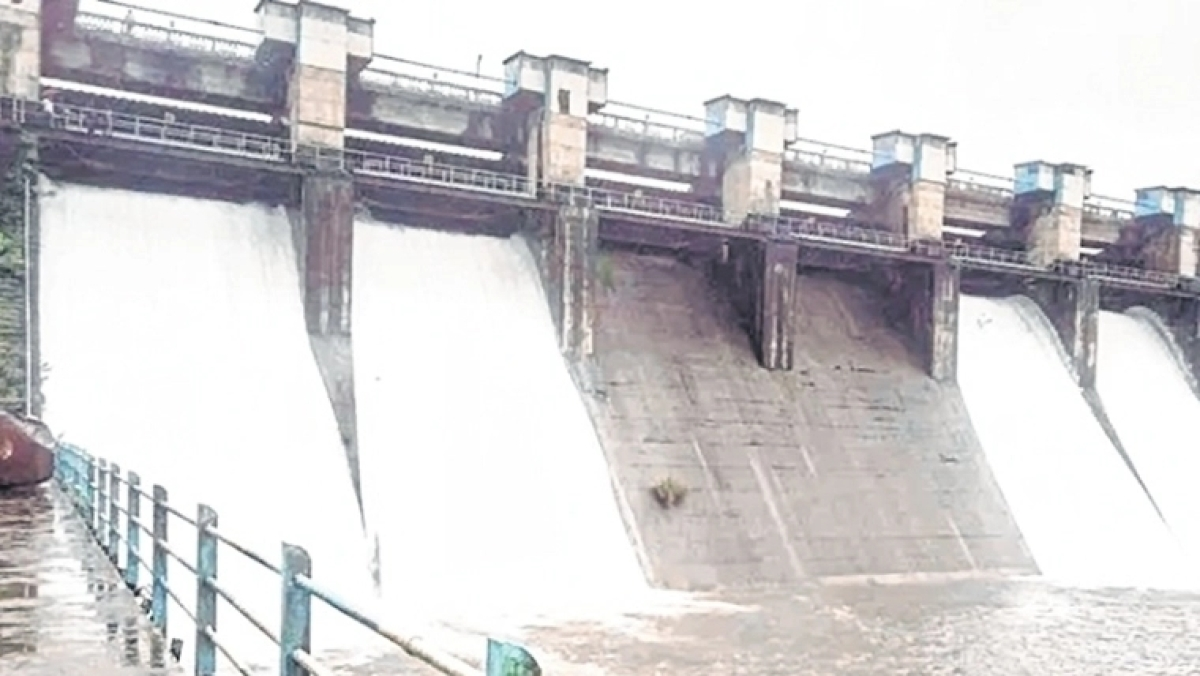 Thane: Residents near Bhatsa river on alert as dam doors open
