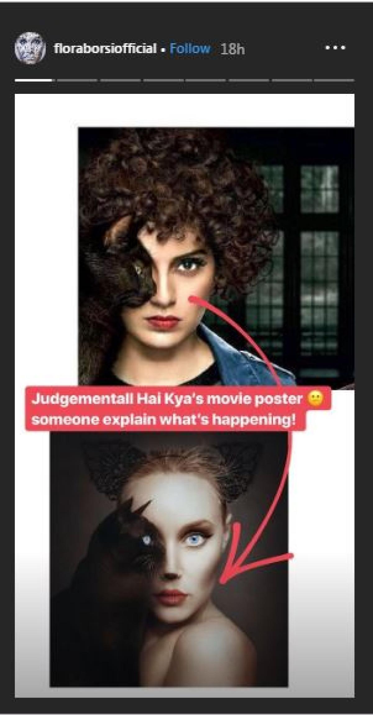 Ekta Kapoor accused of plagiarism by Hungarian artist for 'Judgementall Hai Kya' poster