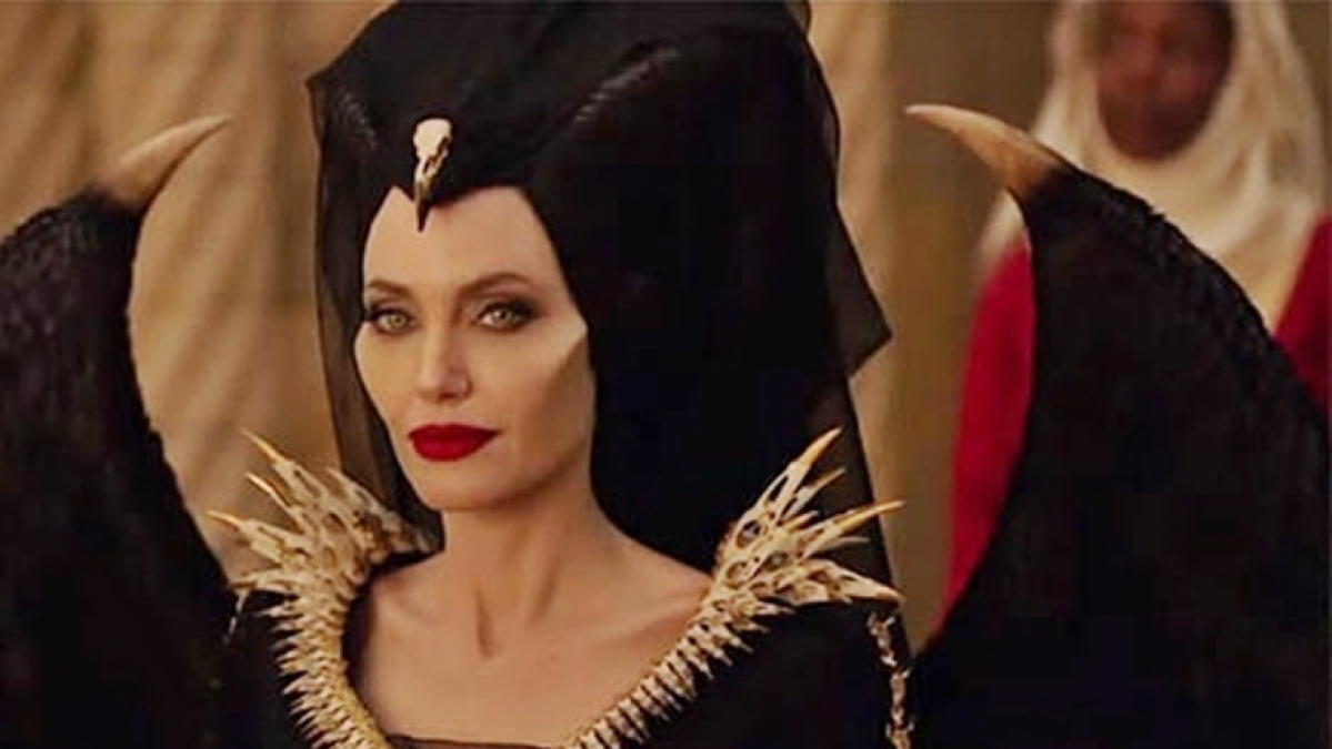 'Maleficent: Mistress of All Evil's trailer out, Angelina Jolie looks all dark