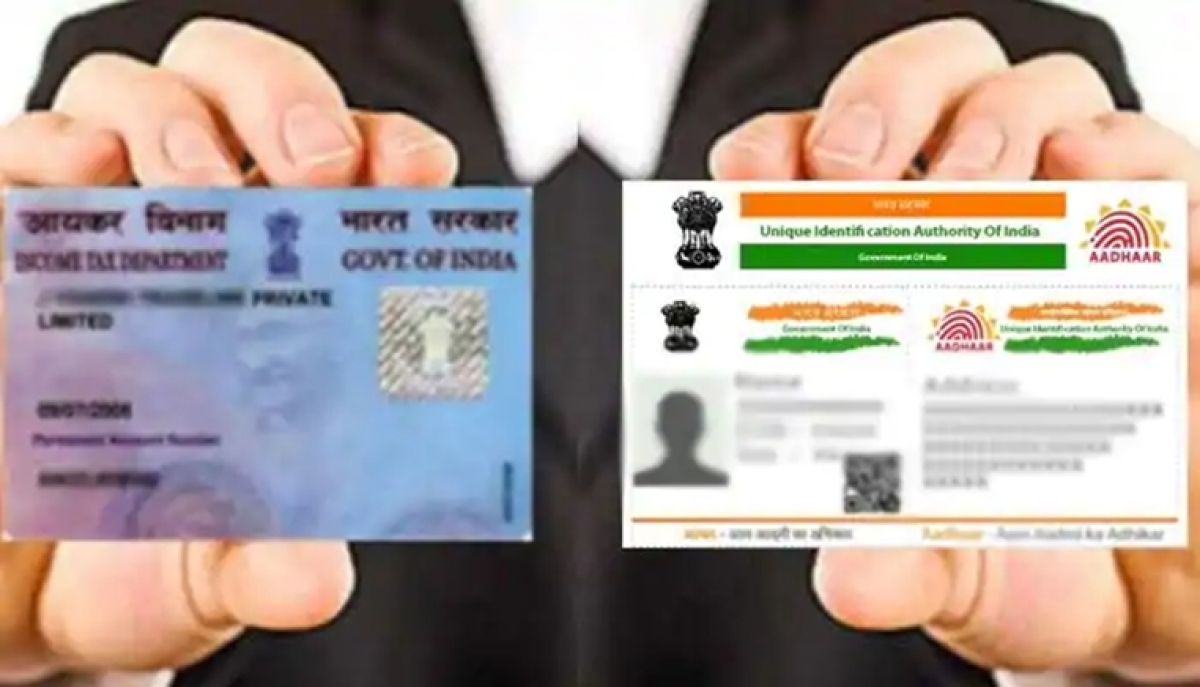 Taxpayers and non-taxpayers trying to link Pan-Aadhaar card find 'inoperative' Income Tax web page