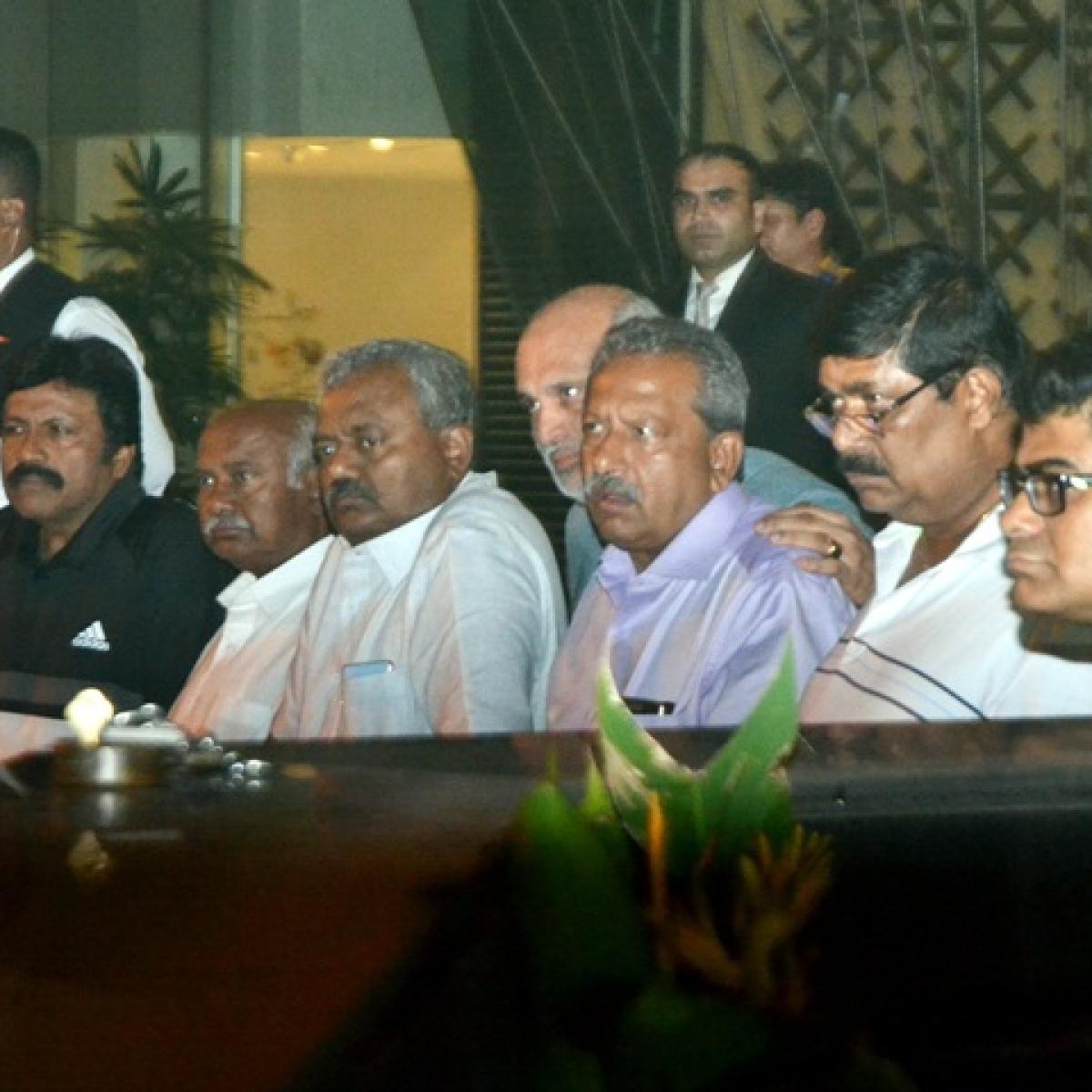 Karnataka political crisis: Will not withdraw resignations, say MLAs camped in Mumbai