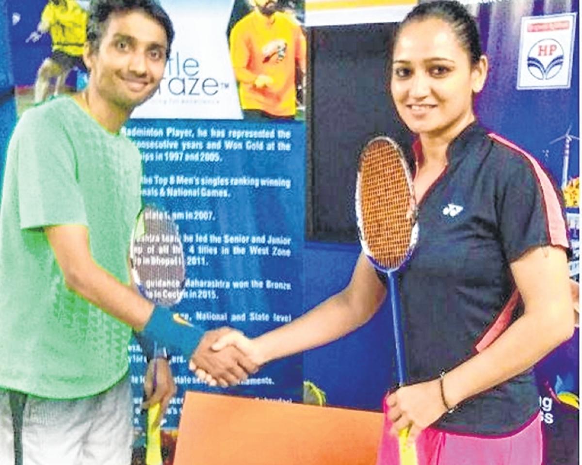 Inter-Club Masters Badminton tournament: Matunga, MIG make the cut
