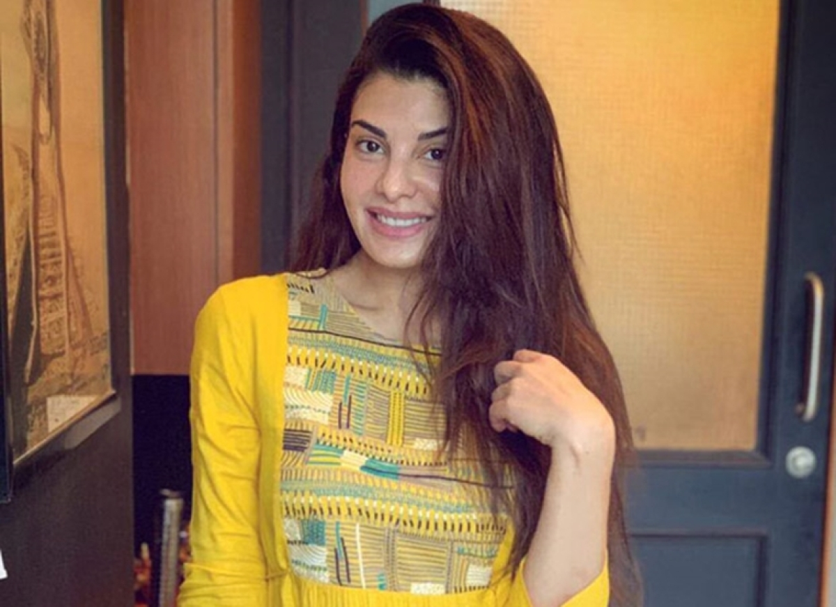 Jacqueline Fernandez's attempt at throwing darts is partly hilarious and partly adorable!