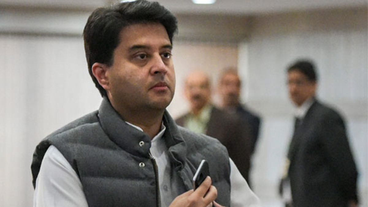 Jyotiraditya Scindia resigns as Congress General Secretary, says I am not a leader who gives orders