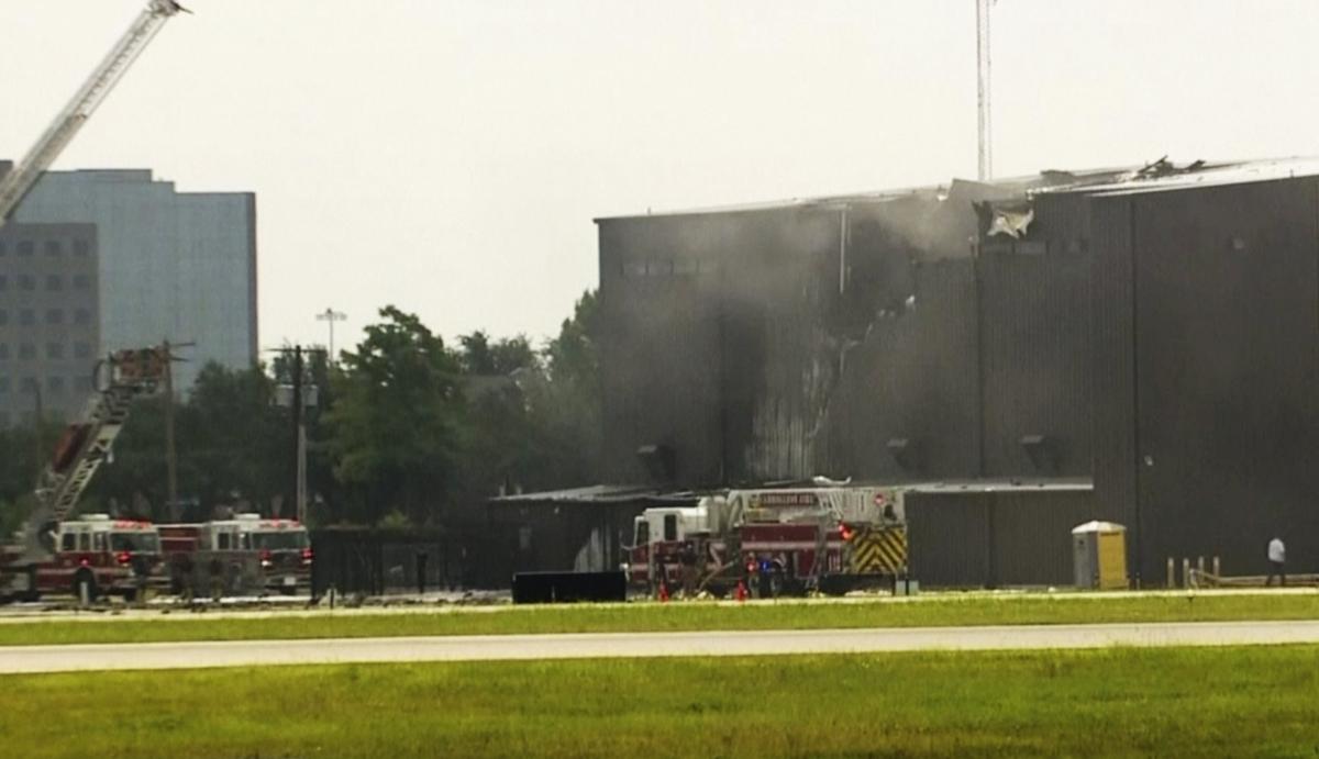 USA: 10 dead in Texas small plane crash