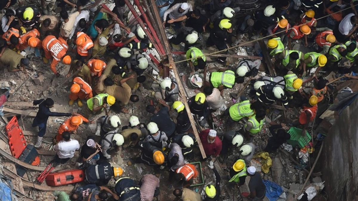 Mumbai: Death toll in Dongri building collapse rises to 14