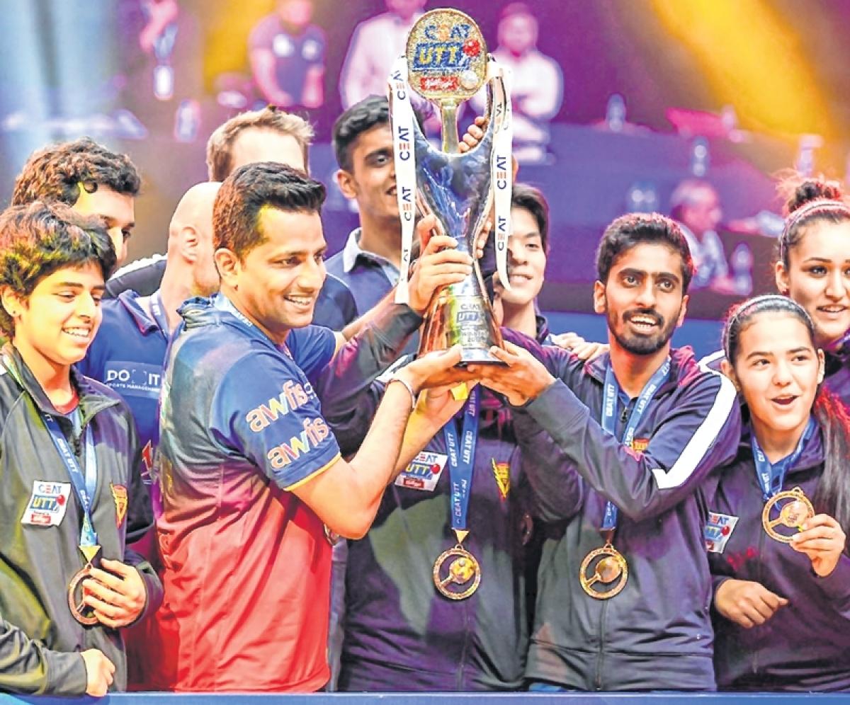 Defending champs Delhi take on Puneri Paltan UTT opener