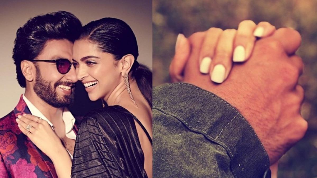 Deepika Padukone, Ranveer Singh bonding over in recent post