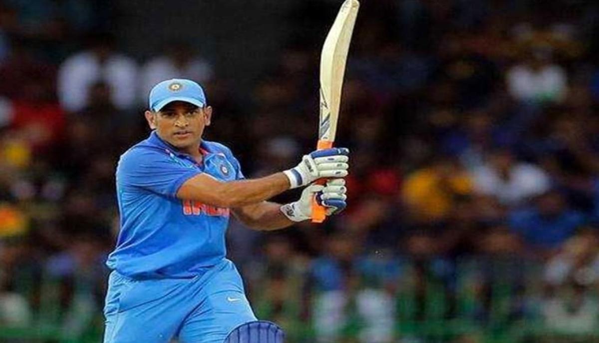 ICC celebrates legend of Dhoni ahead of India's SL tie