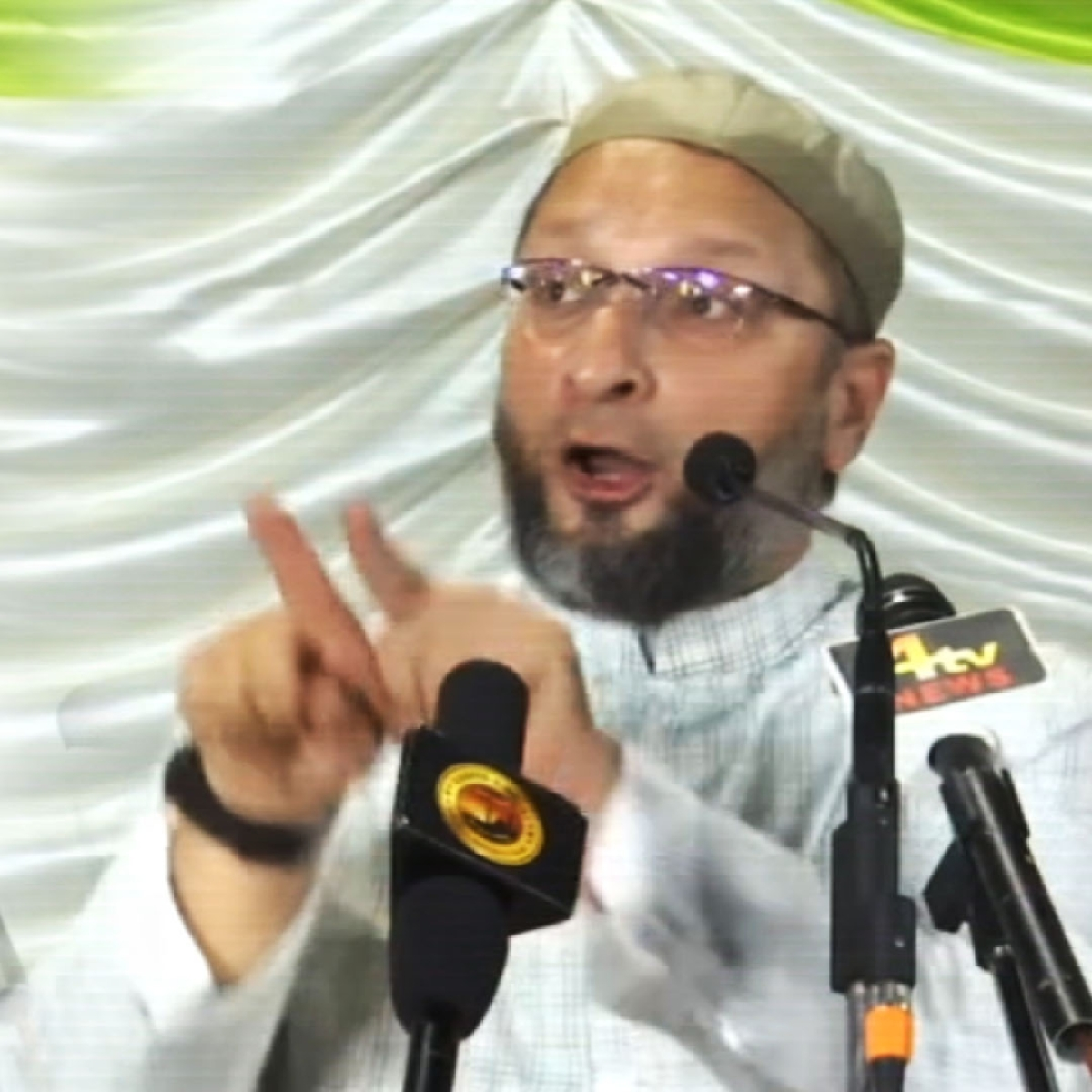 We Are Against Hindutva, Not Hindus: Assadudin Owaisi
