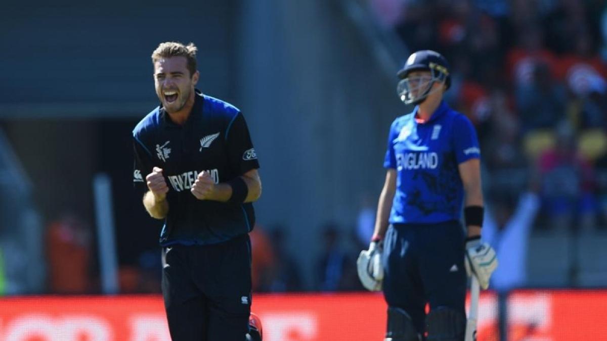 Cricket Score - England vs New Zealand World Cup 2019 Match 41
