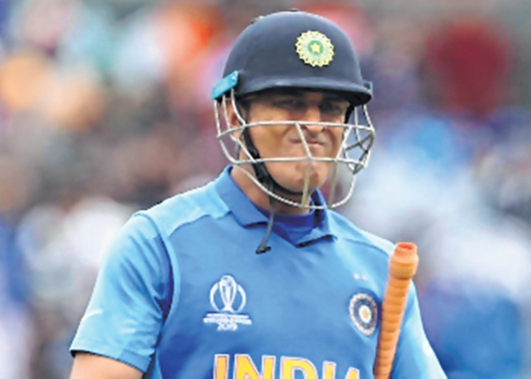 World Cup 2019: Hasta La Vista, Dhoni, says ICC