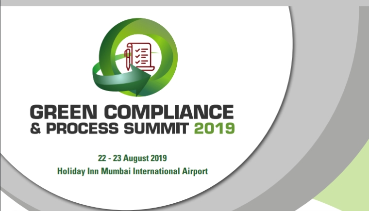 Green Compliance and Process Summit 2019