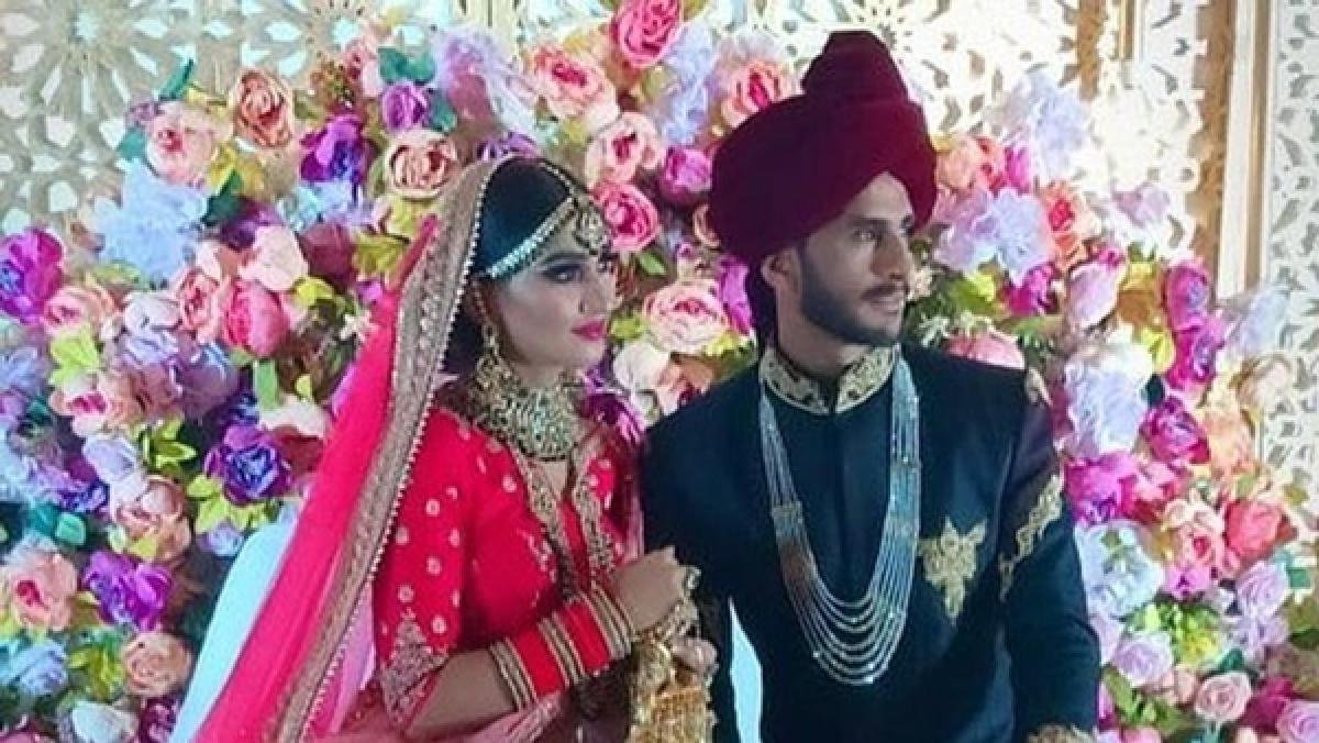 Pakistan cricketer Hassan Ali weds Indian girl in Dubai