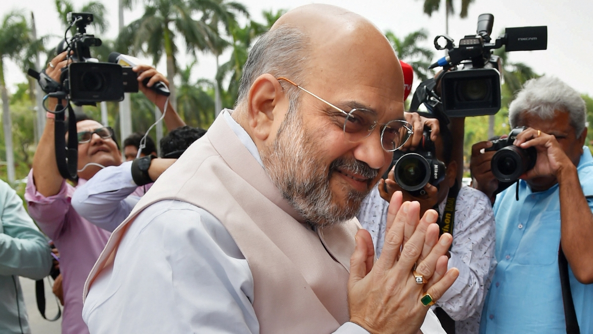 We will give up our lives for J&K, says Amit Shah