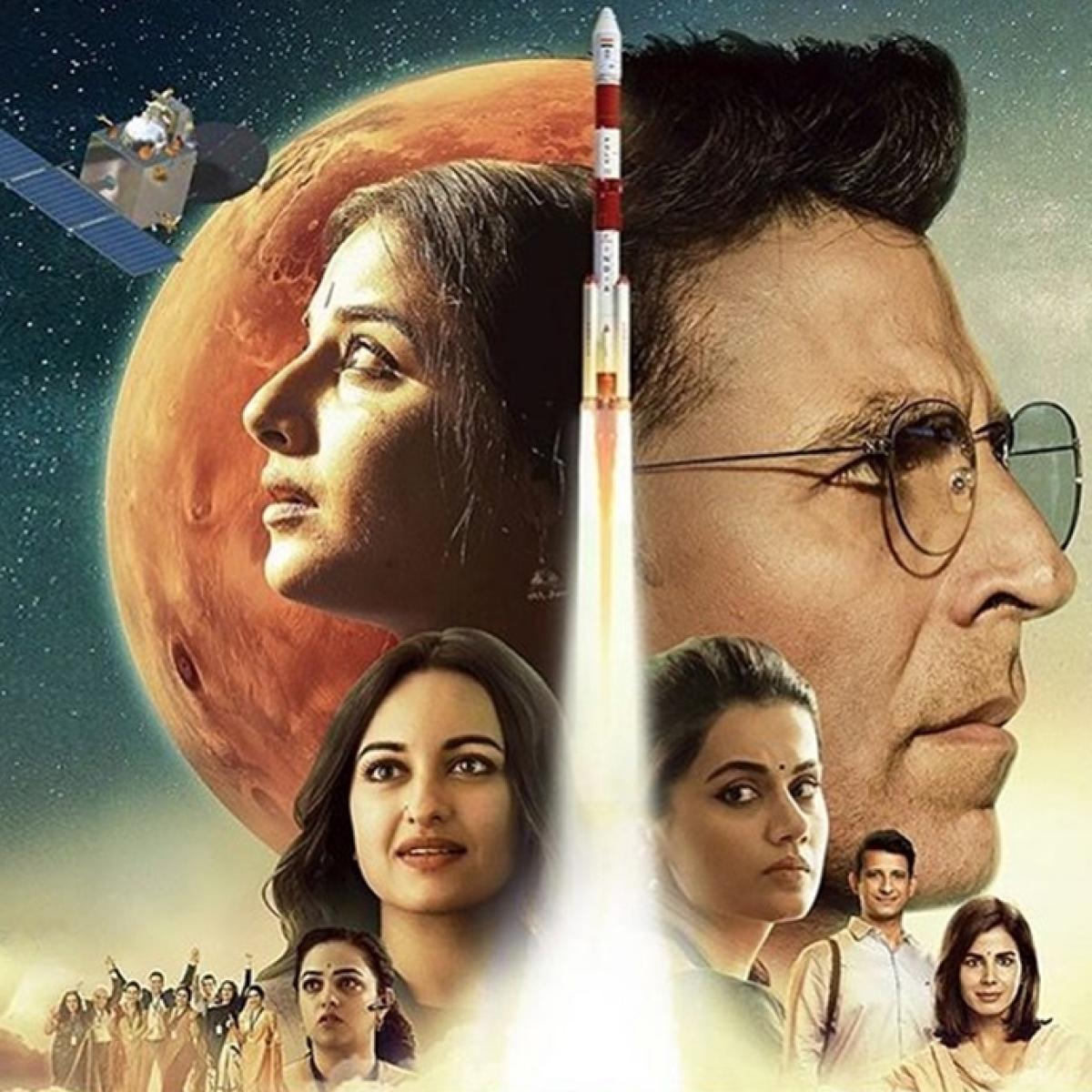 Akshay Kumar and Vidya Balan's 'Mission Mangal' crosses 175 crore mark