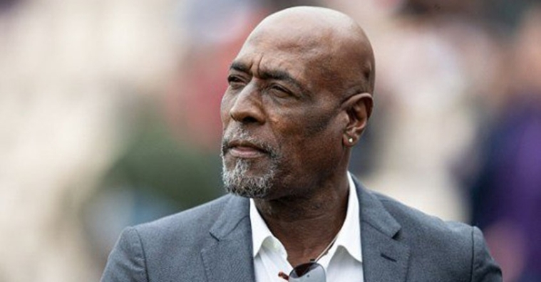 Sir Vivian Richards recovers, returns to commentary