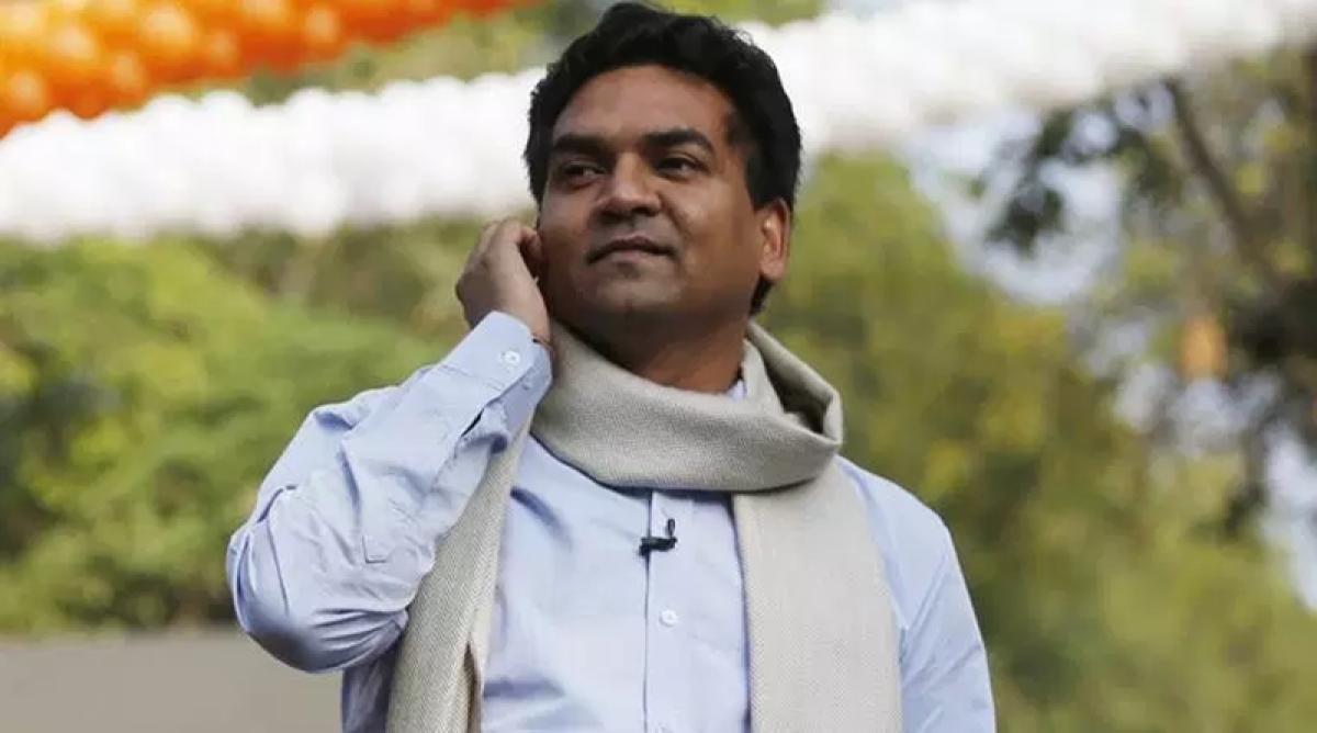 Speaker disqualifies AAP MLA Kapil Mishra