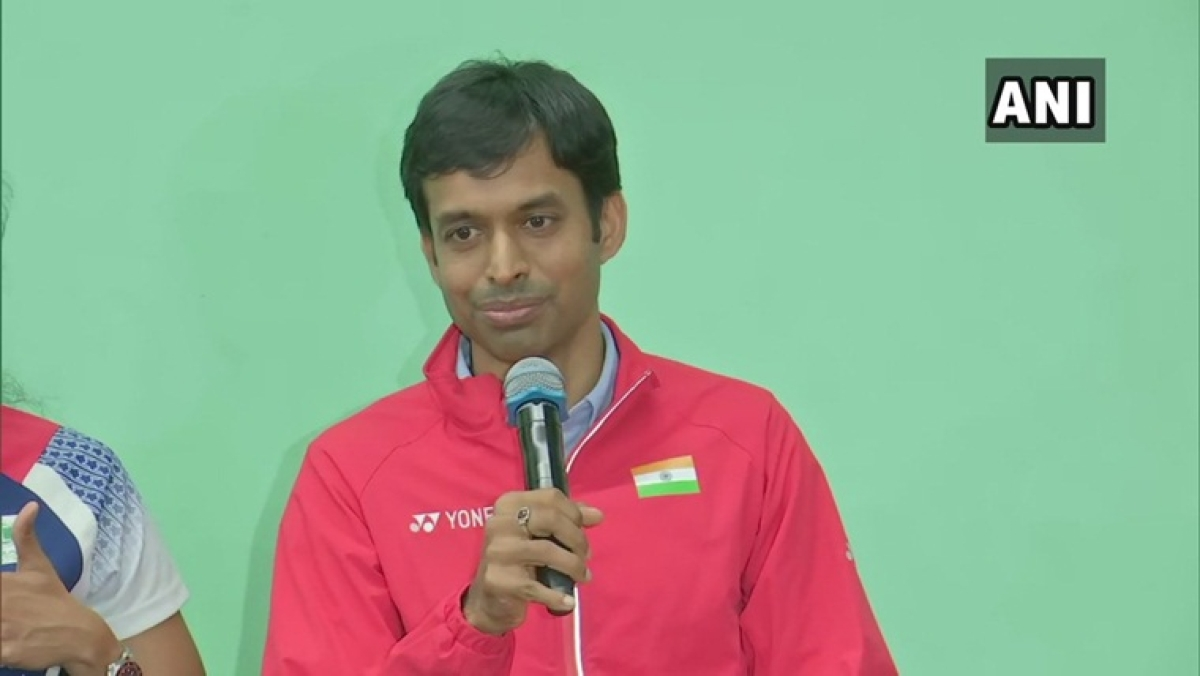 Badminton coach Gopichand's suggestion: 'Fund groups, not persons'
