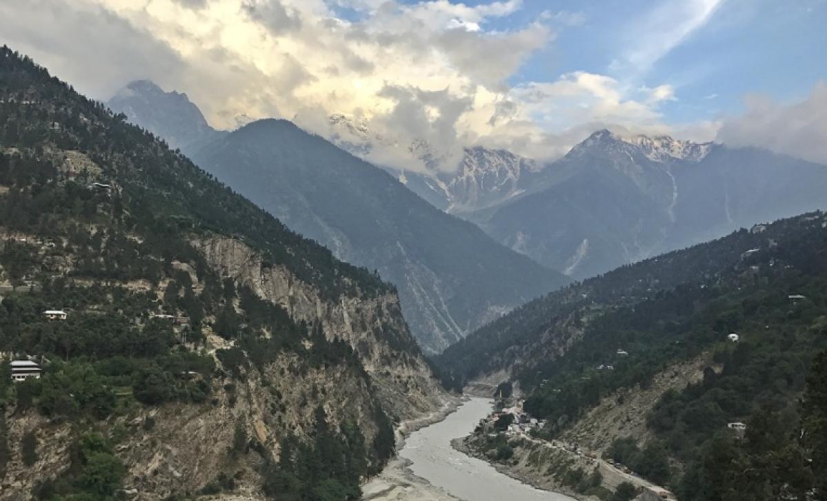Himalayan Mountains: The road not taken
