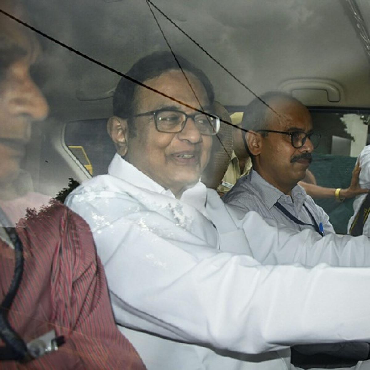 INX media case: Special CBI Court sends P Chidambaram to Tihar jail till 19 September