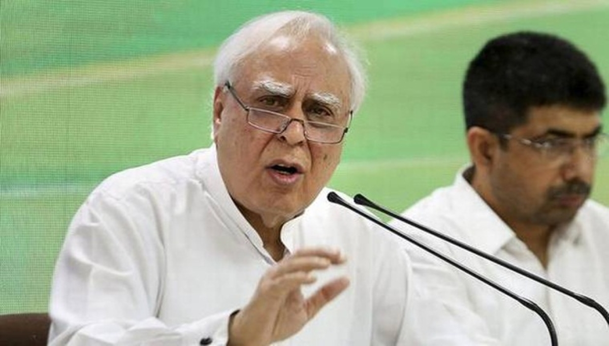 Economy in ICU, government issues 'look out notice' for those defending civil liberties: Kapil Sibal