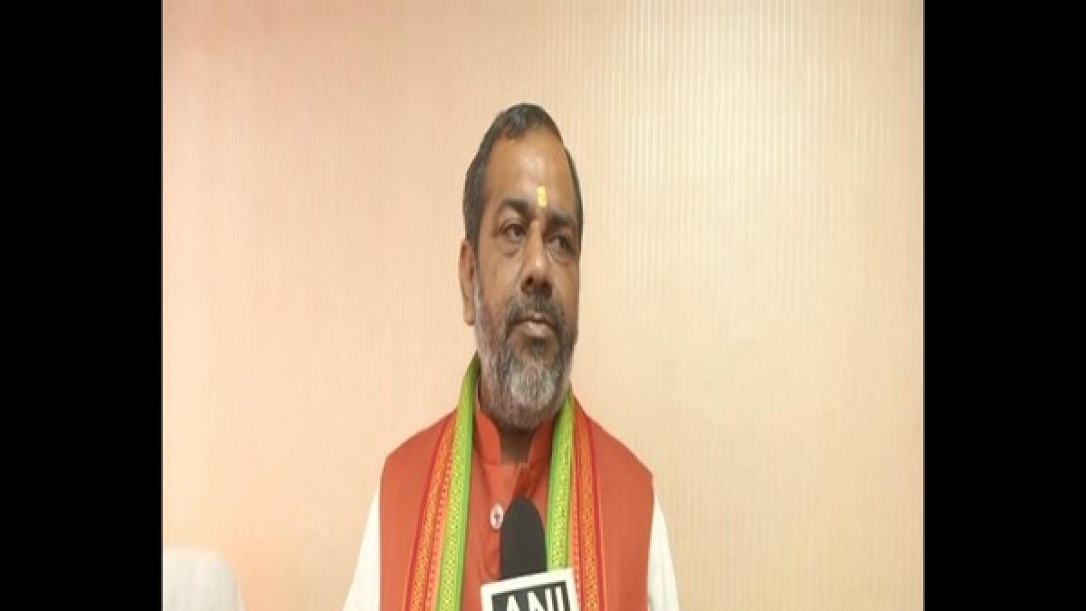 UP Minister Sunil Bharala