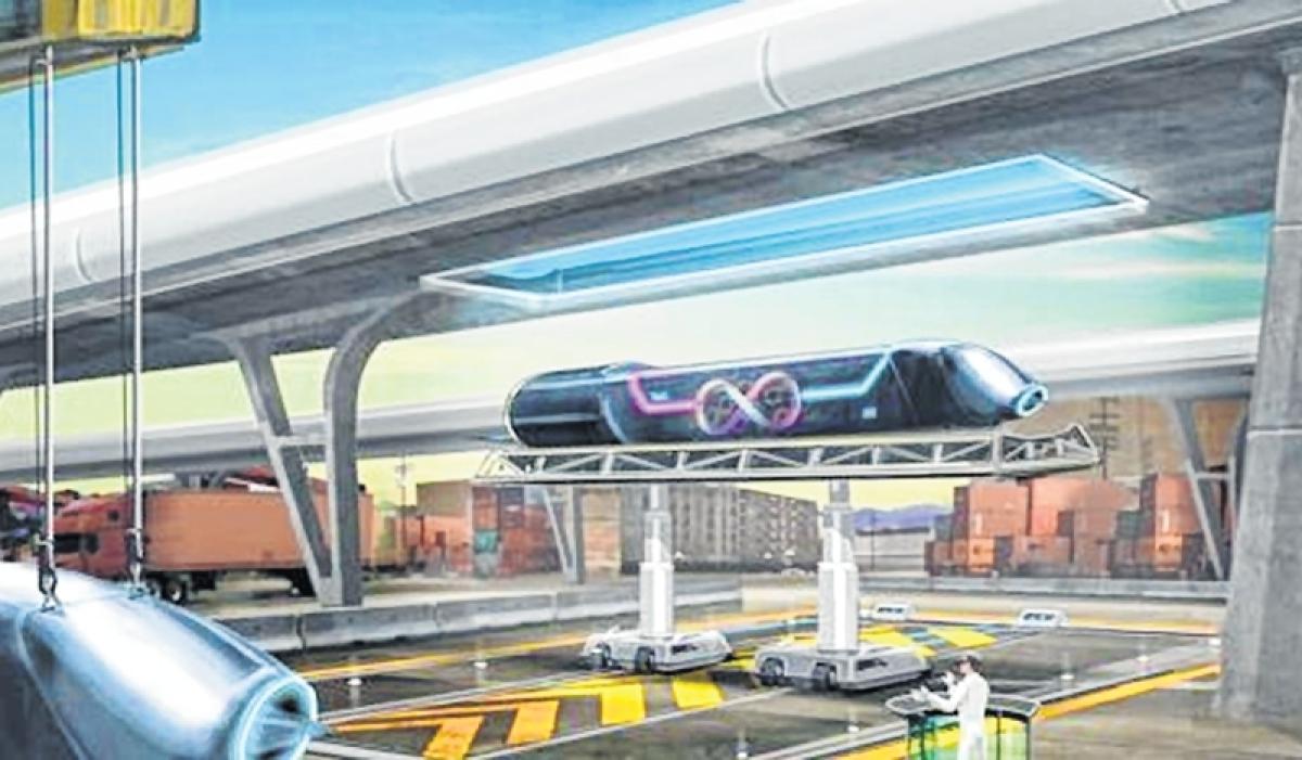 Mumbai-Pune hyperloop project gets infra status