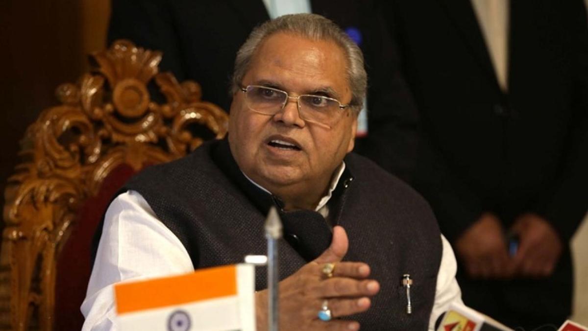 J&K Governor suggests mantra of development to wrest PoK