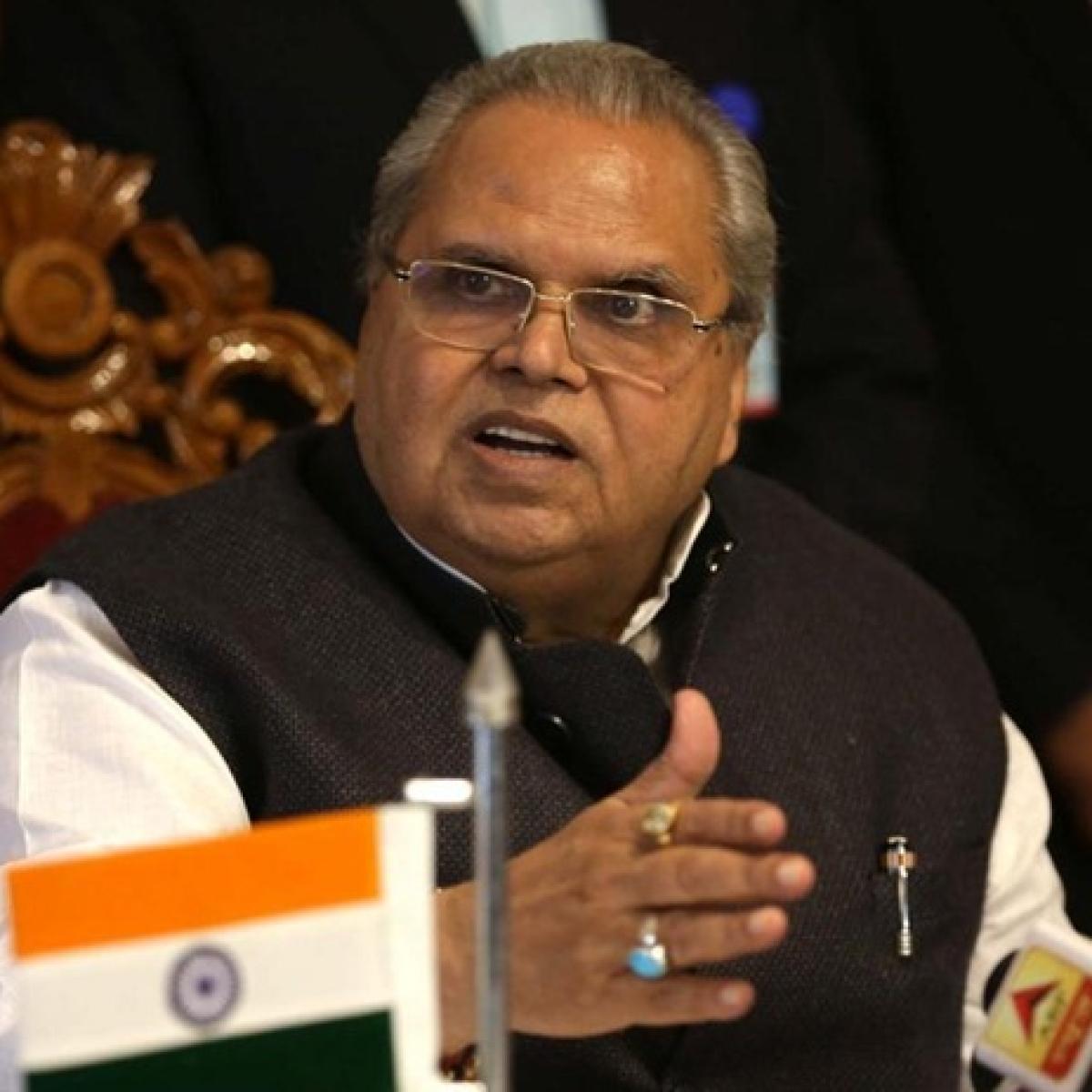 'Naam se hi satya hain': Twitter in splits after Goa Governor Satya Pal Malik says  'JK's Guv usually drinks wine, plays golf'