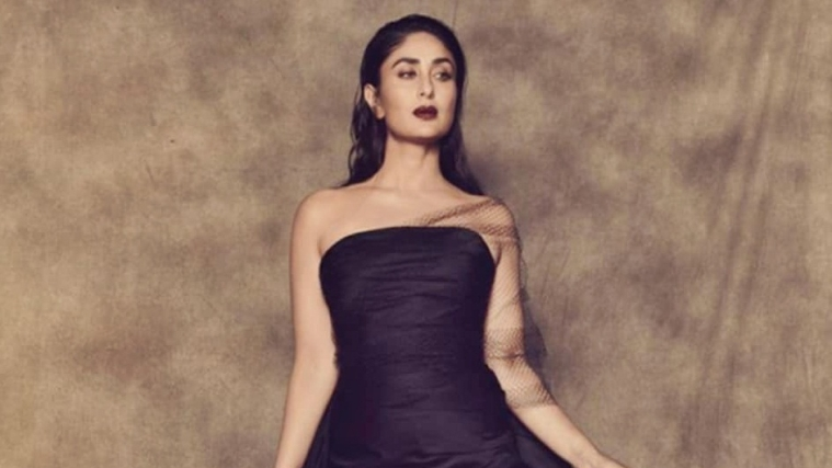 Kareena Kapoor Khan turns 'Black Beauty' at Lakme Fashion Week W/F Grand Finale