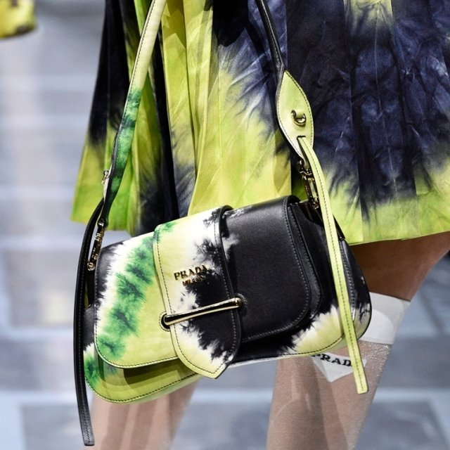 Tie-dye and fly print is latest trend