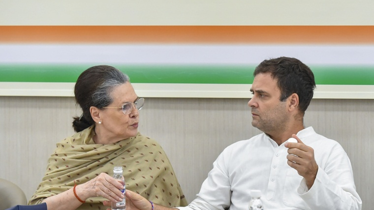 Belief that Sonia does not want son eclipsed gets reinforced