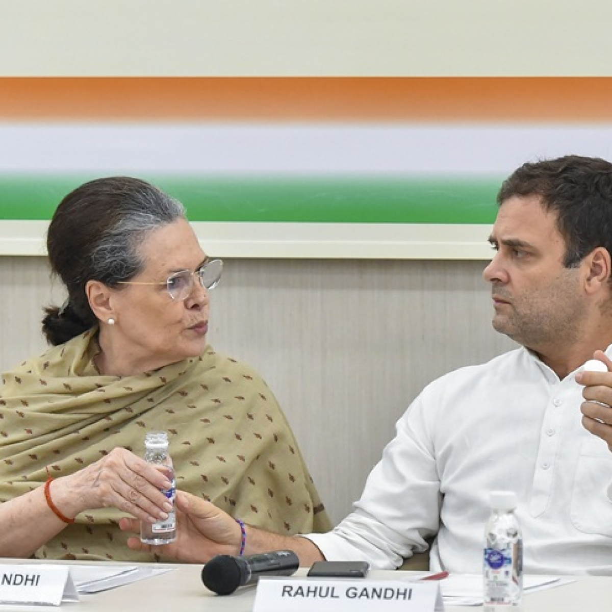 ED attaches Mumbai plot owned by Gandhis; report says land was meant for SC/ST hostel