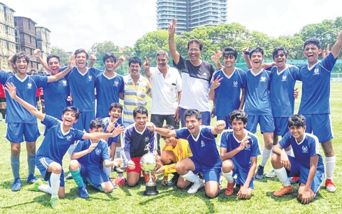 Mumbai Schools Sport Association: Ambani emerge champions