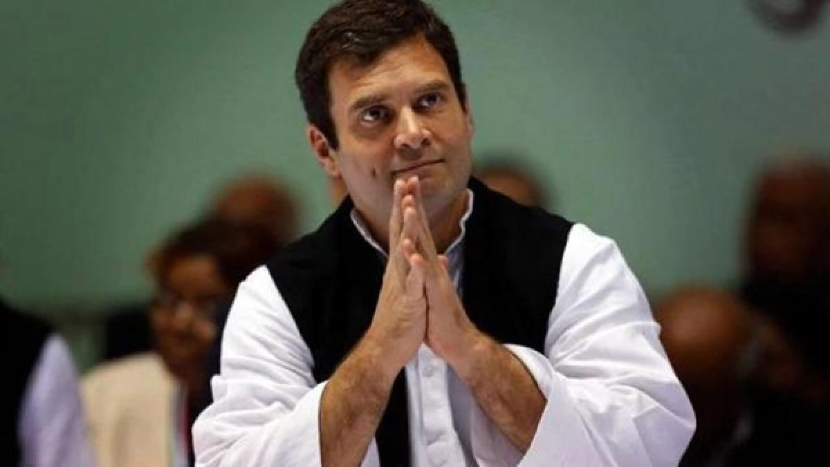 Rahul Gandhi seeks help for his constituency Wayanad