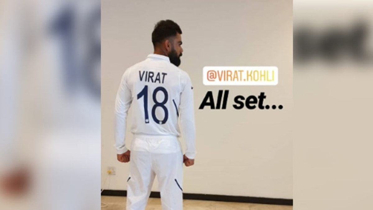 Virat Kohli, Rohit Sharma reveal jersey numbers on new Test kit ahead of World Test Championship; see pics