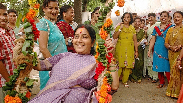 Sushma Swaraj -- A powerful orator, people's minister; here are some interesting facts about the BJP stalwart