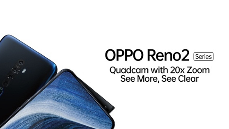 OPPO launches India-first Reno 2 series