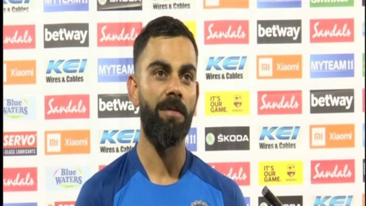 India vs West Indies: Take a lot of pride in performing for team, says Virat Kohli