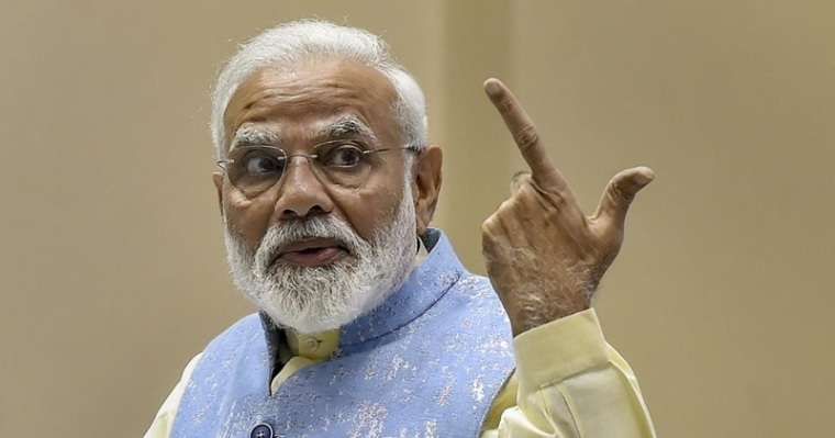 Don't appoint relatives in ministries: PM Modi to ministers