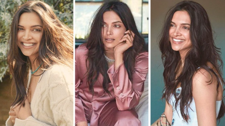 These unfiltered pics of Deepika Padukone are proof of her aesthetic beauty