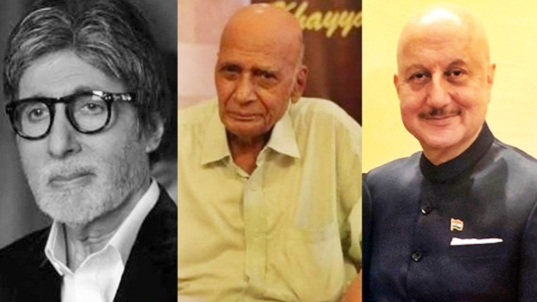 Amitabh Bachchan, Anupam Kher and other celebs mourn demise of  Khayyam