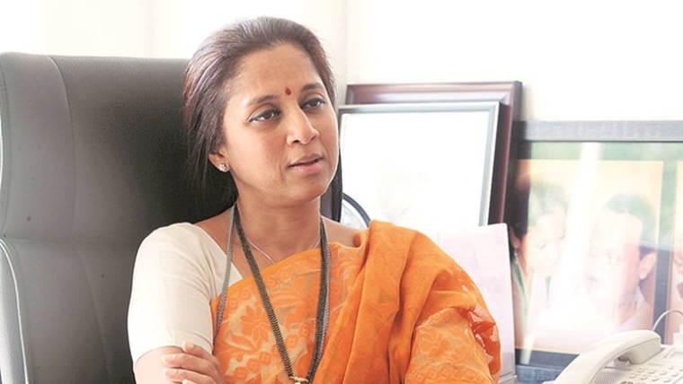 Sharad Pawar bound to feel sad when long-time associates leave: Supriya Sule
